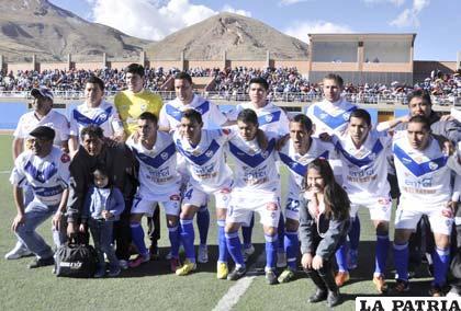 Equipo San José 2013