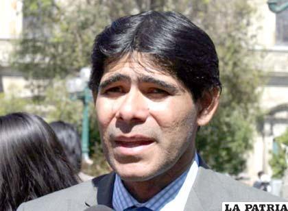 Jorge Pérez, viceministro de Régimen Interior