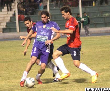 Wilster y Nacional Potosí inauguran el Apertura 2013-2014