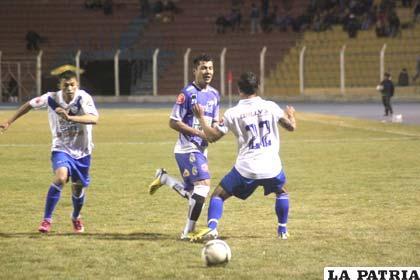 El partido de ida, en Potosí, terminó 1 a 0 a favor del local