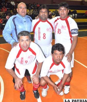 Sedeca, de Tarija, lleva un empate y una derrota en el campeonato
