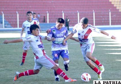 El equipo lila intervendrá en la copa Sudamericana en los próximos días