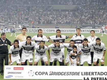 El Olimpia que participó en la Copa Libertadores aún siente la pérdida
