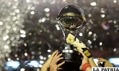 La Copa Sudamericana nuevamente estará en disputa