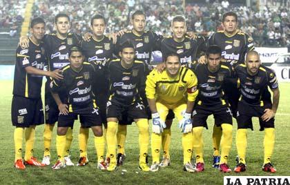 The Strongest, es uno de los equipos bolivianos