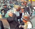 """En ejercicio de la Presidencia del país, García Linera instó a invertir en minería recordando el dicho: """"Métale nomás"""""""