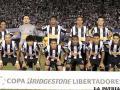 El equipo de Atlético Mineiro que jugó la primera final