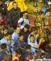 Bolívar alcanza el título  de la Copa Cine Center