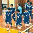 Ingenieros supera a Bolívar en el  torneo oficial de voleibol varones