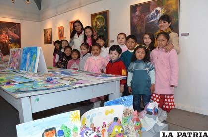 ABAP incentiva talento de niños y adolescentes