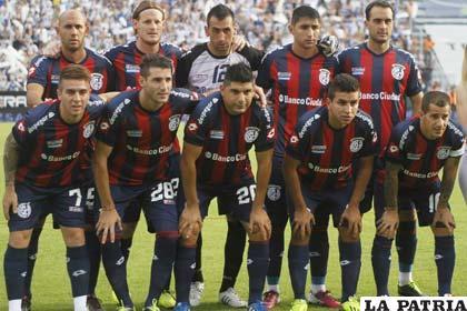 San Lorenzo con equipo definido para recibir a Bolívar