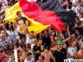 Brasil con susto y Alemania raspando pasan a la semifinal