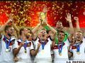 Alemania tetracampeón del Mundo