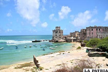 Somalia, posee paisajes paradisíacos
