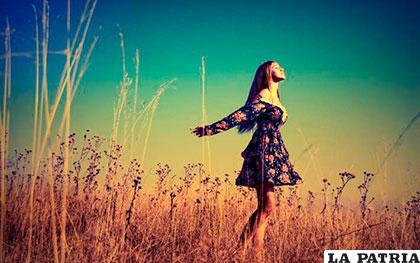 El ser feliz depende de uno mismo