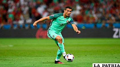 El carismático Cristiano Ronaldo