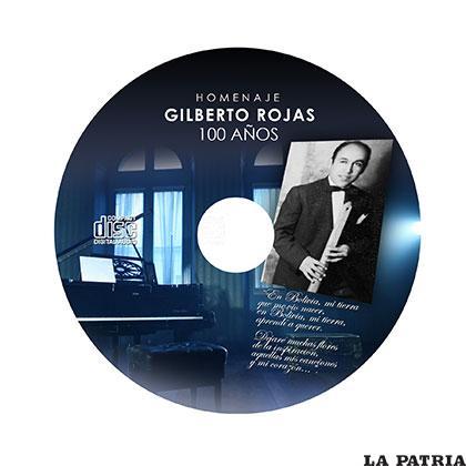 El disco homenaje al músico orureño
