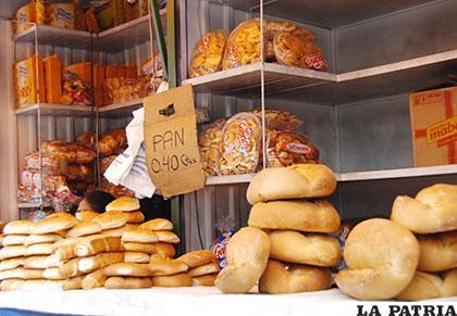 Racionamiento de harina en Emapa causa alerta en los panificadores