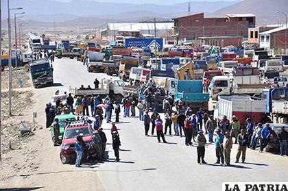 El transporte pesado en cualquier momento tomaría las carreteras de país /Archivo