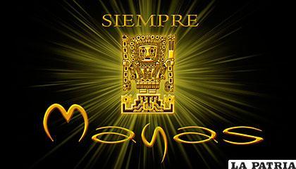 Siempre Mayas promocionan nuevo material /Siempre Mayas