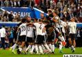 Alemania rompe maldición  ante Italia y es semifinalista