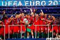 Portugal, campeón de Europa