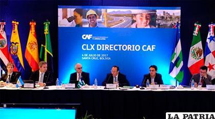 CAF aprueba para obras en Bolivia $us 142 millones