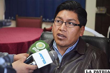 Aprehenden y echan al fiscal departamental de Oruro