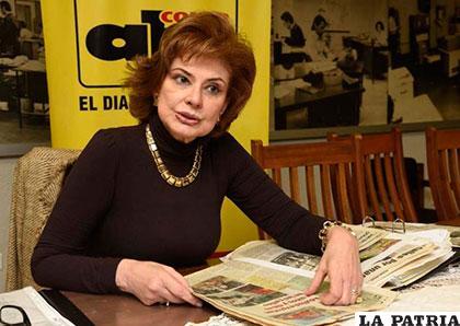 La ex jueza y ex ministra de la Niñez, Mercedes Brítez de Buzó /amazonaws.com