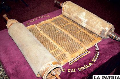 La Biblia era una biblioteca en sus inicios /ELDIARIO.COM.CO