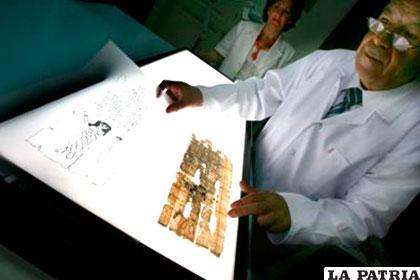 Existen profesionales que estudian los papiros y llegan a la verdad /INFOVATICANA.COM