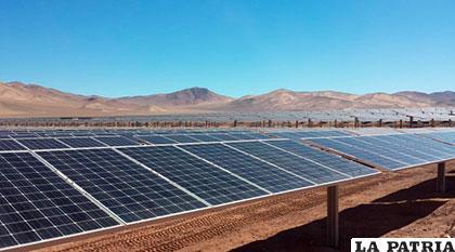 Oruro debe aprovechar condiciones para implementación de energía solar /evwind.com