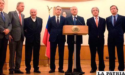 Chile asistirá a reunión en el país pero lamenta
