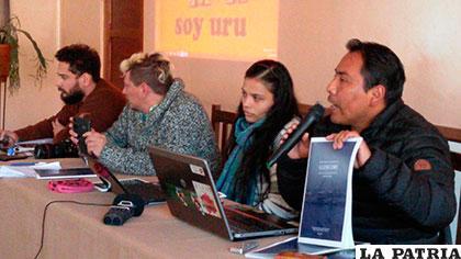 Representantes de cuatro países latinoamericanos presentaron el Informe Sombra: Caso Glencore