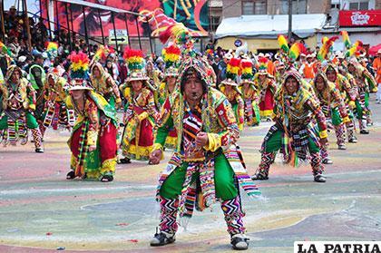 La ACFO presentó el movimiento económico del Carnaval de Oruro 2017 /Archivo