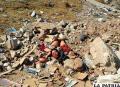 Policía identifica a hombre que fue descuartizado en El Alto