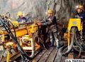 Comibol pretende ser una entidad que dirija cadena productiva minera