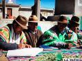 Comunarios de Andapata rechazan  segunda fase de operación minera