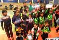 Club Li-Nig Oruro ocupó el segundo puesto en el medallero del torneo interclubes