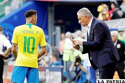 Tite se va convirtiendo en el seleccionador más exitoso de Brasil  /elnuevodiario.com