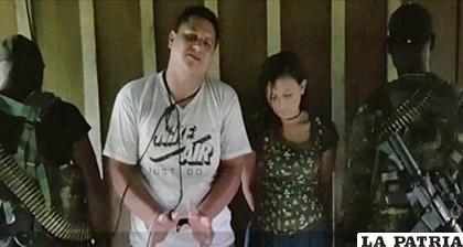 La pareja que desapareció y se presume fue victimada por una fracción de las FARC  /Diario Las Américas