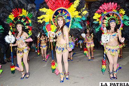 Ya se tienen esbozos de planificación del Carnaval de Oruro /Archivo