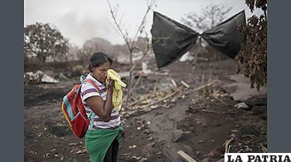 Erupción del volcán de Fuego de Guatemala, que ha dejado al menos 125 muertos /ELECONOMISTA.NET