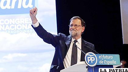 Mariano Rajoy, ex presidente del gobierno español y líder del PP /RTVE.E