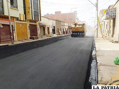 Los vecinos están preocupados por las obras del POA 2019