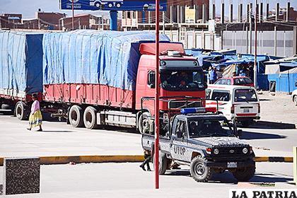 Enfatizan que la terminal de carga será para transportistas sindicalizados