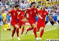 Inglaterra sella su pase a semifinales 28 años después