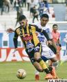 The Strongest contra San José, uno de los lances más atrayentes de la primera fecha /APG