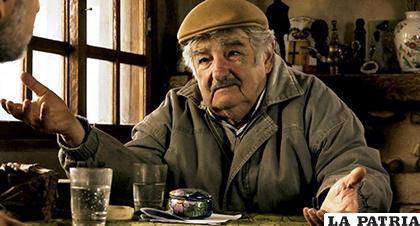 El expresidente de Uruguay (2010-2015) José Mujica /wp.com