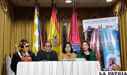 Las autoridades invitaron a la población a participar de las actividades /LA PATRIA